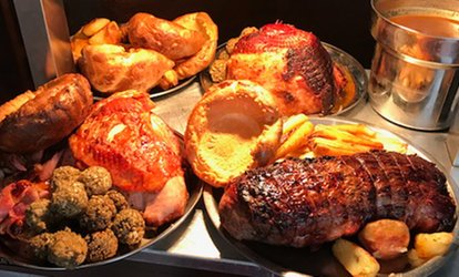 Sunday Lunch Main Course for Two or Four at The Pickled Crab (Up to 28% Off)