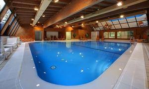 Grand Hotel Presolana: Ingresso Spa con trattamenti, pranzo, tea time e camera day use per 2 da Grand Hotel Presolana (sconto fino a 57%)