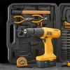 18V Hammer Drill Set