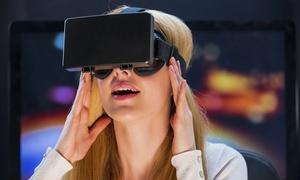 Virtuis Gmbh: 40 oder 60 Min. Virtual Reality Game für eine Person bei Virtuis (bis zu 29% sparen*)