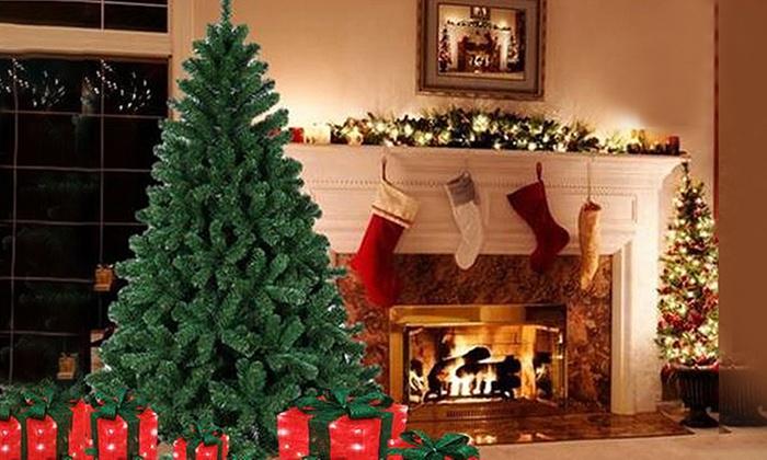 Regali Di Natale Groupon.Albero Di Natale 100 Ecologico E Ignifugo