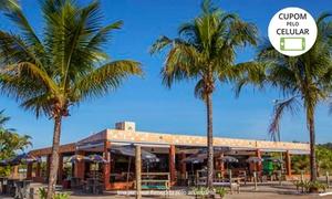 Ilê Praia Park Restaurante - Parque da Cidade: Ilê Praia Park Restaurante – Asa Sul: prato principal e sobremesa para 2 ou 4 pessoas