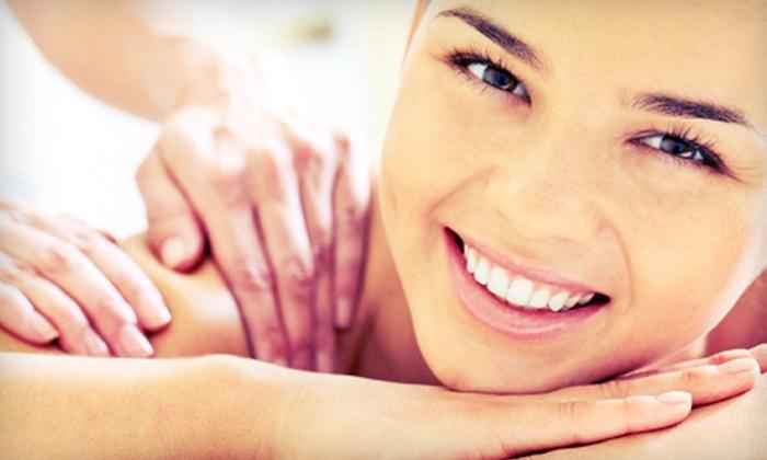 Utopian Salon & Wellness - Palm Aire Plaza: $75 for a 60-Minute Swedish Massage, Body Scrub, and Mini Facial at Utopian Salon & Wellness ($195 Value)