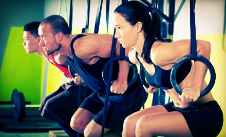 One or Two Months of CrossFit at Crossfit Between Rounds (Up to 91% Off)