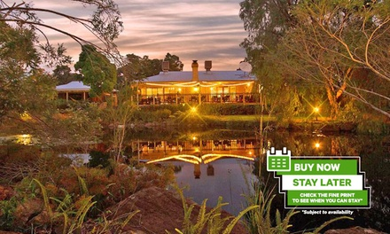 Margaret River: 2-3 Nights for Two with Brekky, Food & Drinks Voucher, Drink and Minibar at Stay Margaret River