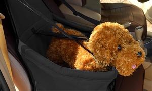 Sac de transport voiture chien