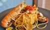 Ristorante Pizzeria Antica Trattoria Da Marion - SENIGALLIA: Menu gourmet di mare con vino per 2 o 4 persone alla Trattoria Da Marion sul lungomare Senigallia (sconto fino a 66%)