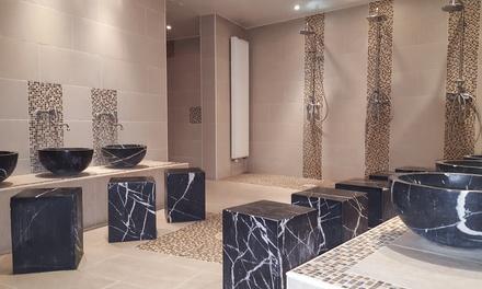 Hammam, sauna et soin du corps au choix dès 19,90 € au Hammam Eden Spa
