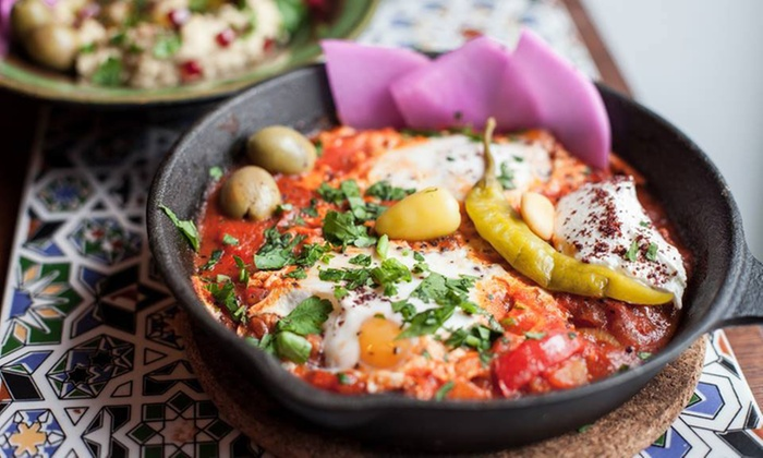 Falafel Hummus Szakszuka I Więcej Restauracja Falla
