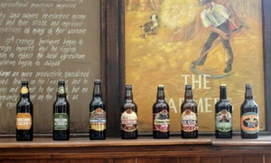 The Great Yorkshire Brewery: Brewery Tour with Tasting, Two-Course Lunch and Gift Pack for Up to Four at The Great Yorkshire Brewery (Up to 50% Off)