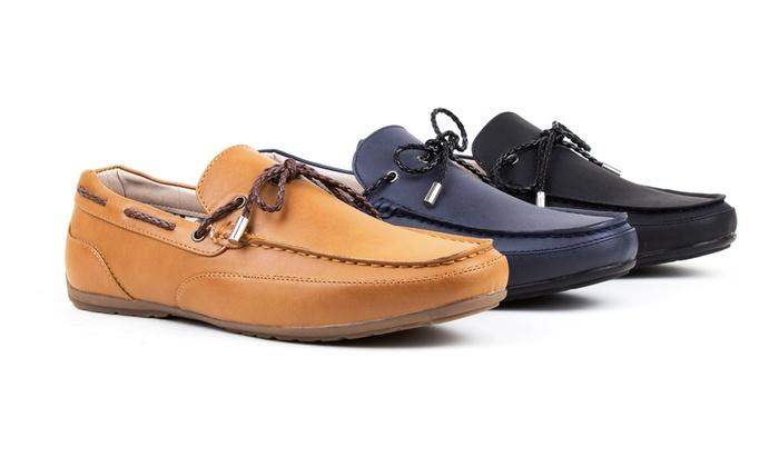 Harrison Men's Casual Slip-On Loafers