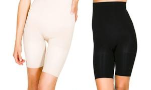 High-waist Thigh Slimmer Shapewear (2-pack)