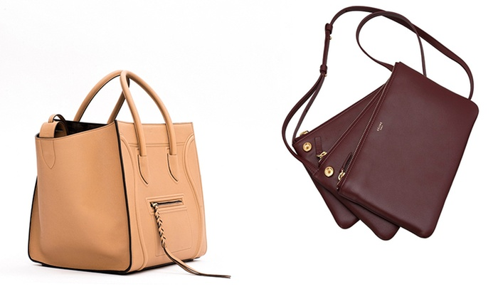 de8c275923b4 Up To 41% Off on CÉLINE Designer Handbags