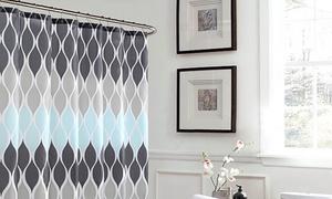 Raquel Bathroom Shower Curtain Set (15-Piece)