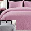 Sea-Themed 3-Piece Reversible Bedspread Set