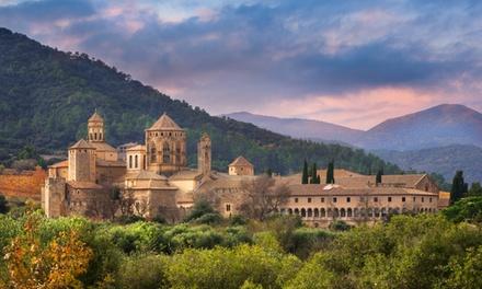 Tarragona: 1 o 2 noches en estudio o habitación doble para 2 personas con detalle en Sercotel Hotel Villa Engracia