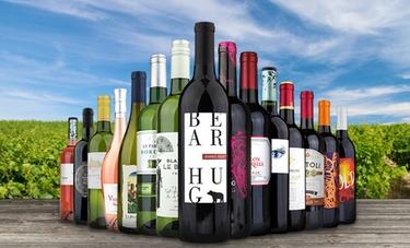 15 Bottles of Wine