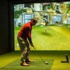 Golf Simulator for Up to Eight