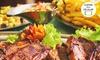 Churrascaria Marumbi - Curitiba: Rodízio com carnes, massas e pratos quentes para 1, 2 ou 4 pessoas na Churrascaria Marumbi – Cajuru