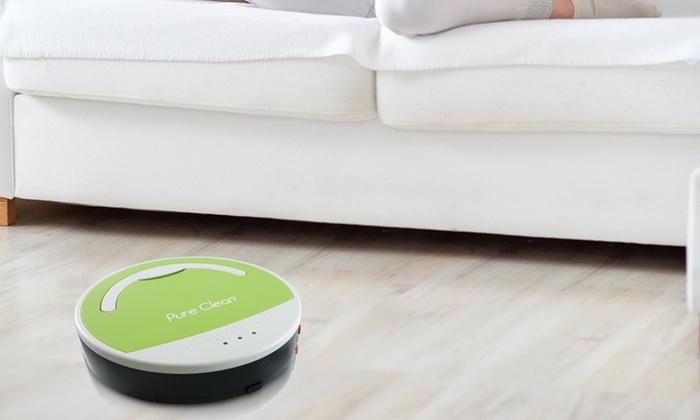 Smart Robot Vacuum Cleaner Groupon Goods