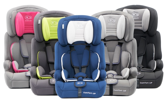 Kinderkraft Comfort Up Car Seat 9-36kg