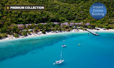 Fitzroy Island: 2, 3 or 5 Nights for Two with Breakfast, Late Check-Out and Transfers at Fitzroy Island Resort