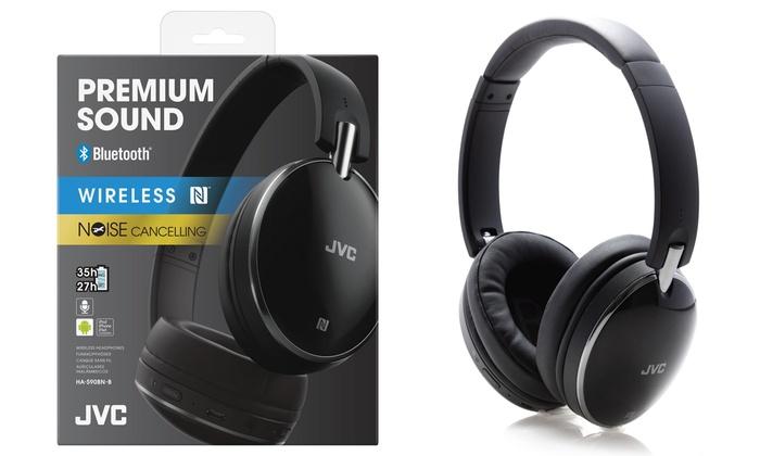 Up To 21 Off Jvc Bluetooth Headphones Groupon