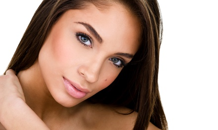 One Microblading Session with Optional Six-Week Touch-Up at Paradise Nails (Up to 86% Off)