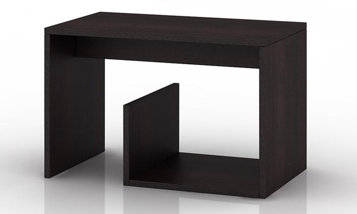bout de canap noir hollandschewind. Black Bedroom Furniture Sets. Home Design Ideas