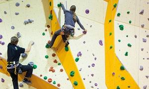Jim + Jimmy: 2 Std. Klettern inkl.Tagesticket, Bag Jump und Rodelbahn für ein oder zwei Personen bei Jim + Jimmy (bis zu 52% sparen*)