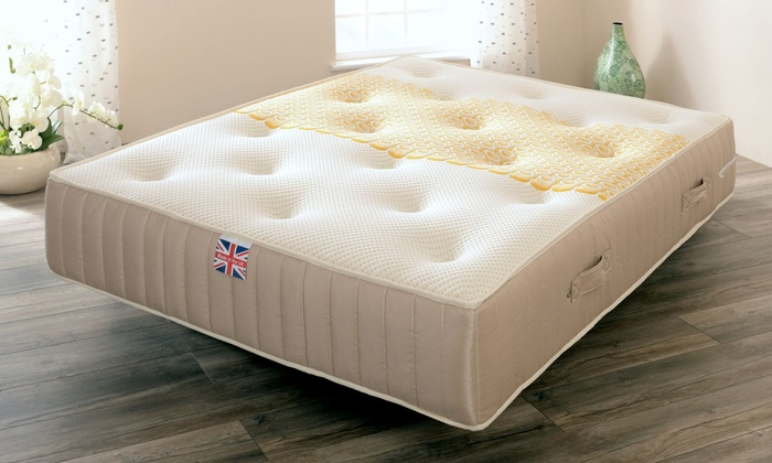 Brooklyn Memory Foam and Pocket Sprung Mattress