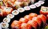5% Cash Back at Yoi Yoi Japanese Steakhouse and Sushi