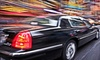 Black Car - Manhattan: Chauffeured BYOB Holiday Date Night or Pickup and Drop-Off at Manhattan Regional Airport from Black Car (Up to 56% Off)
