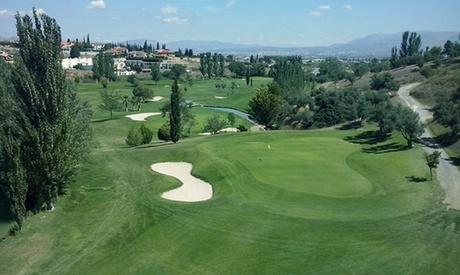 Curso de iniciación al golf para 1, 2 o 4 personasdesde 19,95 € en Granada Club de Golf