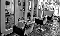 Wash, Cut, Blow-Dry and Condition with Optional Half Head of Highlights at Syran John Hairdressing (Up to 44% Off)