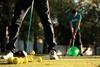 Nauka gry w golfa dla 1-2 osób