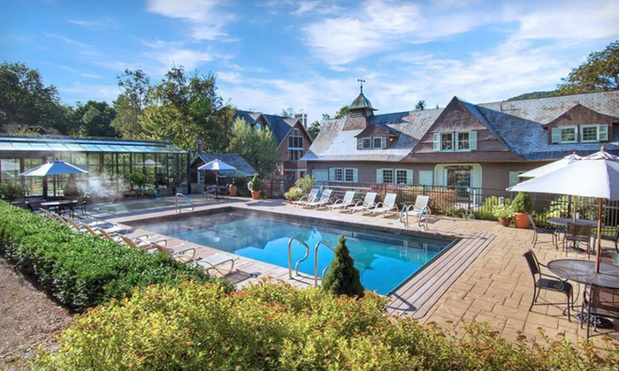 The Pointe Hotel at Castle Hill Resort & Spa - The Pointe Hotel at Castle Hill Resort & Spa: One- or Two-Night Stay with $25 Toward Massage at The Pointe Hotel at Castle Hill Resort & Spa in Proctorsville, VT