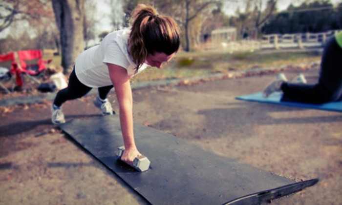 Be Fit Boot Camps - Multiple Locations: $39 for One Month of Unlimited Boot-Camp Classes from Be Fit Boot Camps ($225 Value). Four Locations Available.