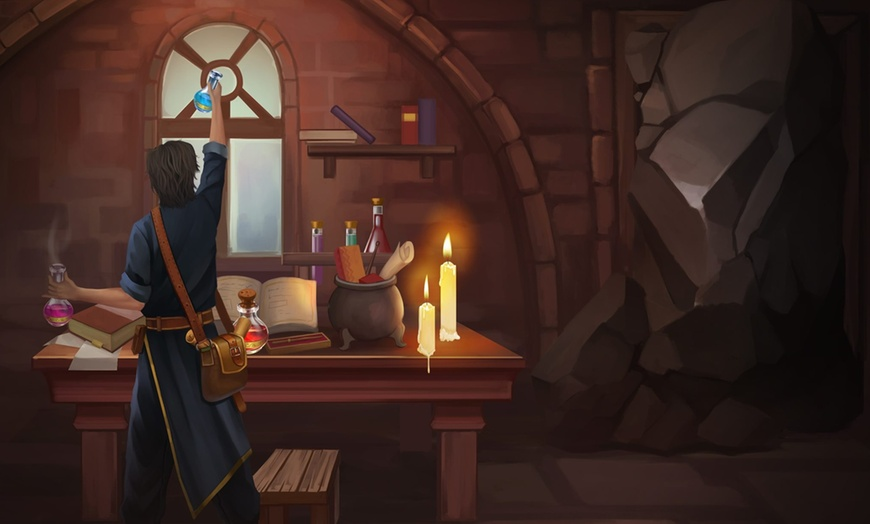 Online Escape Game Fantasy Escape Games Groupon