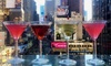 Natural Life Entertainment - Vista Sky Lounge at Four Points by Sheraton: Admission for One, Two or Four to White Rooftop Penthouse Party from Natural Life Entertainment (Up to 53% Off)