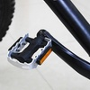 Light Bicycle Pedals with Reflectors (2-Pack)
