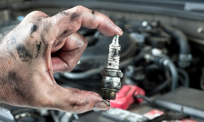 Dirty Girl'S Mobile Auto Repair And Maintenance: $42 Off $80 Worth of Spark Plug Replacement