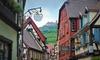 Alsace : 1 ou 2 nuits avec pdj, accès spa et menu en option