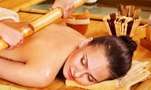 Gabinet Fizjoterapii Nosce Te Ipsum: Wybrany masaż: 30 (od 37,99 zł) lub 60 minut (od 69,99 zł) i więcej w Gabinecie Fizjoterapii Nosce Te Ipsum (do -58%)