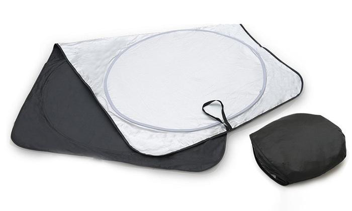 autoscheiben sonnenschutz groupon goods. Black Bedroom Furniture Sets. Home Design Ideas