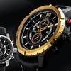Buech & Boilat Beaumont Trophy Men's Chronograph Watch