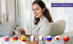 Multikurs.pl: Od 39,90 zł: intensywny kurs językowy z certyfikatem i skuteczną nauką słówek na platformie Multikurs.pl