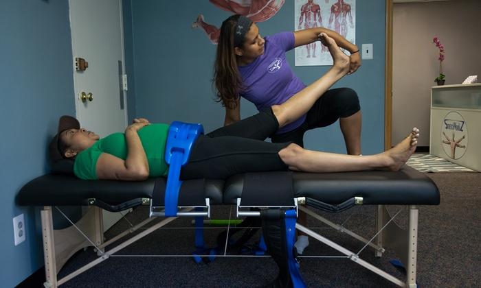 Stretch Workz - Silver Spring: Half-Hour or Full Hour of Stretch Therapy at Stretch Workz (Up to 55% Off)