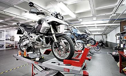 Cambio de aceite y filtro con revisión y lavado exterior para motocicleta desde 19,99 € en Motominut