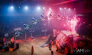 """Night of Freestyle: 2 Tickets für Motocross Familien-Event """"Night of Freestyle"""" am 17. März in der ÖVB Arena Bremen (bis zu 36% sparen)"""